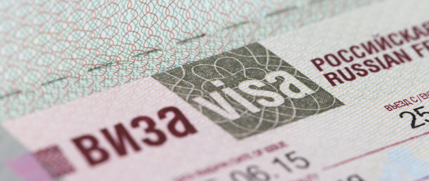 Electronic Visas to visit Kaliningrad and Saint Petersburg