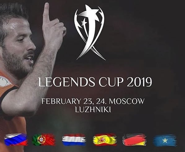 legends cup 2019